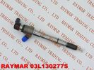 SIEMENS VDO Common rail fuel injector A2C59513554, 5WS40539 for VW, AUDI 03L130277B, 03L130277S