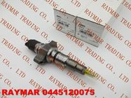 BOSCH Common rail injector 0445120075 for IVECO 504128307, 5801382396, CASE NEW HOLLAND 2855135