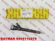 BOSCH Common rail injector 0445110279, 0445110186 for HYUNDAI, KIA 33800-4A000, 33800-4A150, 33800-4A160, 33800-4A170