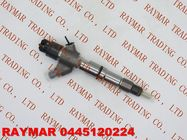 BOSCH Common rail injector 0445120224,0445120170 for WEICHAI WP10 612600080618