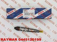 BOSCH Common rail fuel injector 0445120199 for CUMMINS ISLE EURO IV 4994541