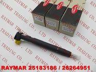 DELPHI Genuine common rail injector 28264951, 28239766, 28489548 for Chevrolet Captiva 2.2L, OPEL Antara 2.2L 25183186