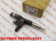 DENSO Genuine common rail fuel injector 095000-6520, 095000-6521 for TOYOTA Dyna 23670-78120, 23670-78121