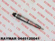 BOSCH common rail injector 0445120041 for DAEWOO DOOSAN DV11 65.10401-7002C, 65.10401-7002